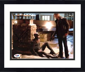 Charlie Cox Daredevil Signed 8X10 Photo Autographed PSA/DNA #AB81699