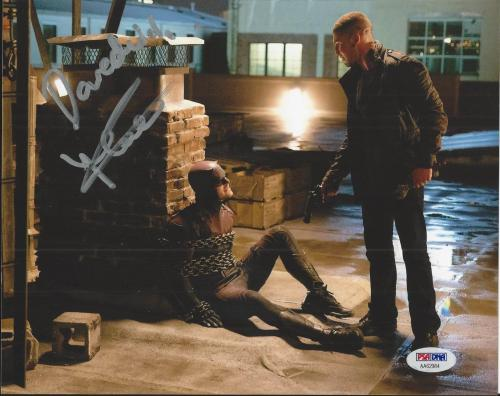 Charlie Cox Signed Daredevil 8x10 Photo w/Insc. PSA/DNA # AA62984