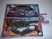 Charlie Daniels Nightrider Jsa/coa Signed Lp Record Album