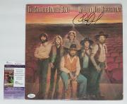Charlie Daniels Signed Million Mile Reflections Record Album Jsa Coa K42122