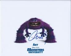 Charlie Day Art Monsters University Pixar Signed Autographed 8x10 Photo A
