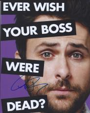 CHARLIE DAY Horrible Bosses SIGNED AUTOGRAPHED 8X10 PHOTO 1A
