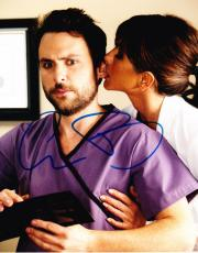 Charlie Day Signed 8x10 Photo Autograph Always Sunny In Philadelphia Coa A