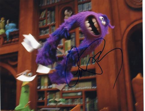Charlie Day signed Monsters University 8x10 Photo w/COA Art