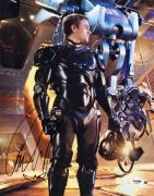 Charlie Hunnam Pacific Rim Signed 11X14 Photo PSA/DNA #V20385