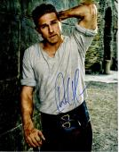 Charlie Hunnam Signed - Autographed King Arthur - Sons of Anarchy Actor 11x14 inch Photo - Guaranteed to pass PSA or JSA