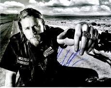Charlie Hunnam Signed - Autographed Sons of Anarchy - Jax Teller 11x14 inch Photo - Guaranteed to pass PSA or JSA