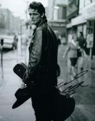 Charlie Sexton Signed Autograph 8x10 Photo Arc Angels Bob Dylan's Guitarist COA