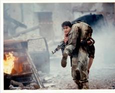 Charlie Sheen 8x10 photo glossy Image #3 Navy Seals