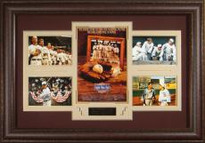 Eight Men Out Charlie Sheen & Cast Signed Movie Display