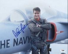Charlie Sheen Hot Shots Signed 11x14 Photo Autographed Psa/dna #u23771