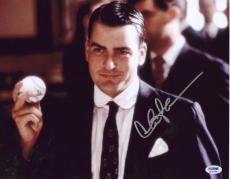 Charlie Sheen Signed 11x14 Major League Photo Autographed Psa/dna Itp 3a91760