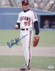 Charlie Sheen Signed 11x14 Major League Photo Autographed Psa/dna Itp 3a91941