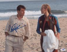 Charlie Sheen Signed 11x14 Photo Autographed Psa/dna Itp 4a11864