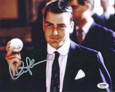 "Charlie Sheen Signed 8""x10"" Photo Eight Men Out Psa/dna 3a92259"