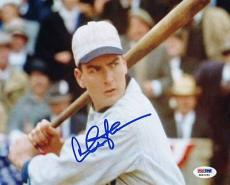 "Charlie Sheen Signed 8""x10"" Photo Eight Men Out Psa/dna 3a92283"
