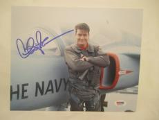 Charlie Sheen Signed Auto 8x10  Psa/dna Itp 3