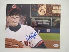 Charlie Sheen Signed Auto 8x10  Psa/dna Itp  Major League, Wild Thing