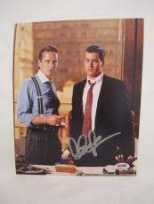 Charlie Sheen Signed Auto 8x10  Psa/dna Itp Wall Street