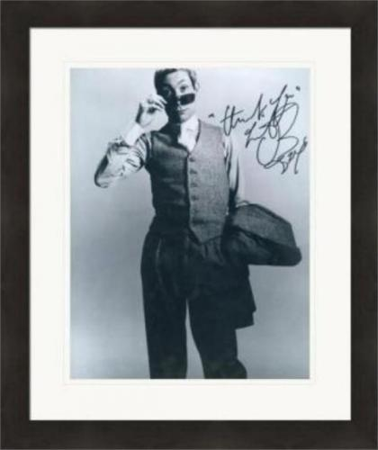 Charlie Watts autographed 8x10 Photo (Rolling Stones Drummer) #SC5 Matted & Framed