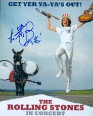 Charlie Watts autographed 8x10 Photo (Rolling Stones) Image #SC3
