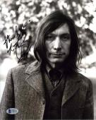 Charlie Watts Rolling Stones Autographed Signed 8x10 Photo Beckett BAS COA