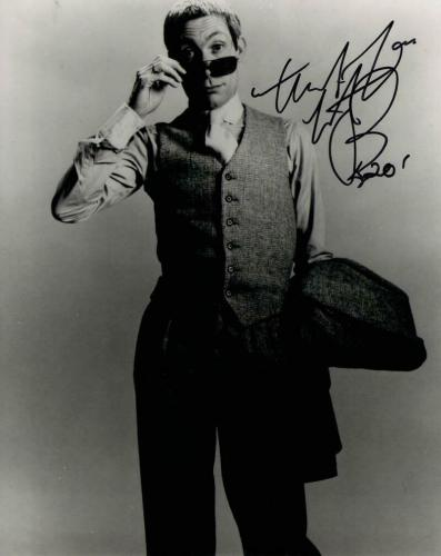 Charlie Watts Signed Autograph 8x10 Photo - Rolling Stones Drummer, Rock N Roll