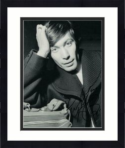 Charlie Watts Signed Autograph 8x10 Photo - Rolling Stones Sticky Fingers, Rare