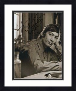 Charlie Watts Signed Autograph 8x10 Photo - The Rolling Stones, Goat Head Soup