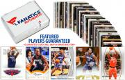 Charlotte Hornets Team Trading Card Block/50 Card Lot
