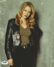 Charlotte Ross Signed NYPD Blue 8x10 Photo PSA/DNA COA Picture Autograph Connie