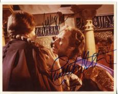 Charlton Heston Sophia Loren El Cid Rare Signed Autograph Photo COA