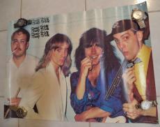 Cheap Trick 1970's #1231 19x27 Original Poster Authentic Rare