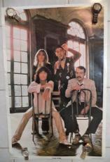 Cheap Trick 1978 Kam Original 22x34 Poster Authentic Rare