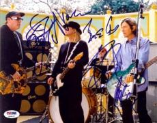 Cheap Trick Autographed Signed 8x10 Photo Rick NielsenPSA/DNA #Q06627