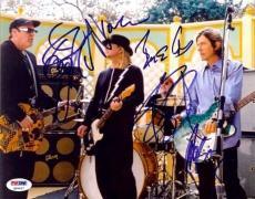 Cheap Trick Autographed Signed 8x10 Photo Rick NielsenPSA/DNA #Q06627
