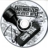 Cheap Trick Autographed Signed Authorized Greatest Hits CD AFTAL UACC RD COA