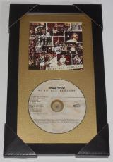 CHEAP TRICK AUTOGRAPHED WERE ALL ALRIGHT CD (FRAMED & MATTED) - Zander, Nielsen,