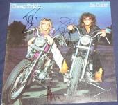 Cheap Trick Rock N Roll Hof Signed 1977 In Color Album Autographed Zander Nielse