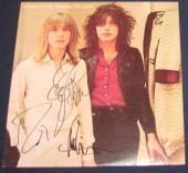 Cheap Trick Rock N Roll Hof Signed 1978 Heaven Tonight Album Autographed Zander