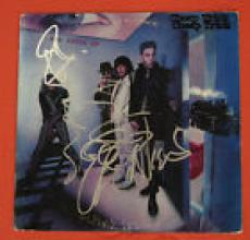 Cheap Trick Signed Autographed All Shook Up Record Album LP by 3 Zander Nielsen
