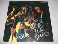 "CHEAP TRICK signed autographed ""AT BUDOKAN"" LP RECORD PSA/DNA LOA! COMPLETE!"