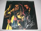 """CHEAP TRICK signed autographed """"AT BUDOKAN"""" LP RECORD PSA/DNA LOA! COMPLETE!"""