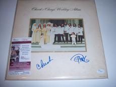 Cheech And Chong Wedding Album Tommy Chong Jsa/coa Signed Lp Record Album