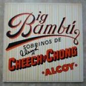 Cheech & Chong BIG BAMBU Signed Autographed LP Album  PSA Guaranteed #2
