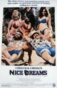 Cheech & Chong Signed NICE DREAMS 27x40 POSTER JSA