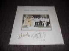 Cheech & Chong Wedding Album Signed Autographed LP Album  PSA Guaranteed