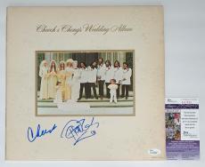 Cheech Marin & Tommy Chong Signed Wedding Album Record Album Jsa Coa L51825