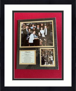 Cheers, 11x14 Matted Photo (Ready to Frame) Vintage