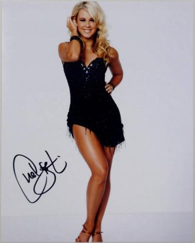 Chelsie Hightower Signed 8x10 DWTS Dancing With The Stars Photo Auto Autograph